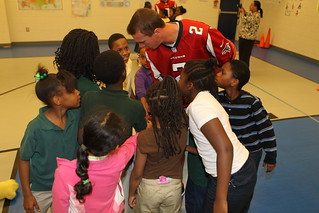 Hometown Huddle - 2012 | by Atlanta_Falcons