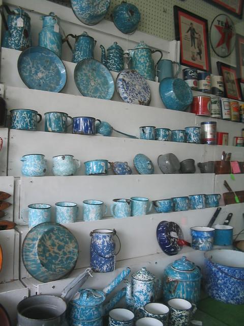 Blue Norton Kitchen