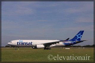 C-GTSO Airbus A330-342 Air Transat | by elevationair ✈