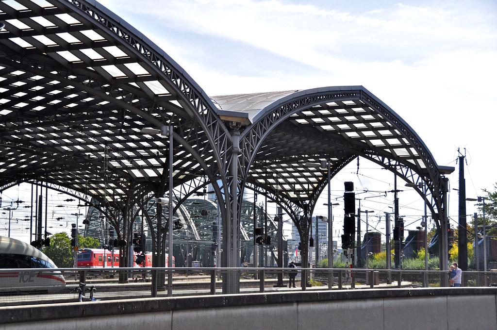 Kln Hauptbahnhof 6 Kln Hauptbahnhof Cologne Central S Flickr