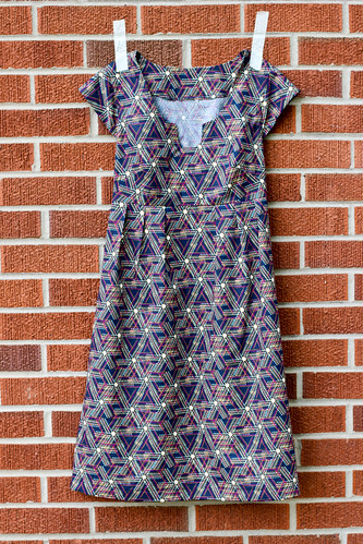 Washi Dress | by Jeni Baker | In Color Order
