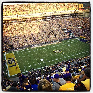 Welcome to Death Valley...Go LSU! | by ♥Heather ♥