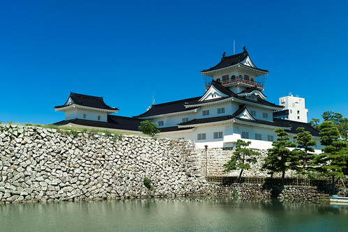 Toyama Castle (Toyama, Japan)