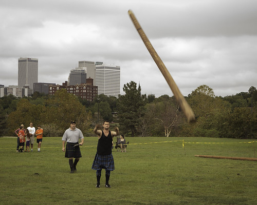 Caber Coming At You | by Bill_Oswald