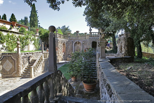 Villa gamberaia il giardino giulio monasta flickr for Giardino 3d gratis italiano