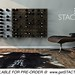 STACT Modular Wine Wall available for pre-order