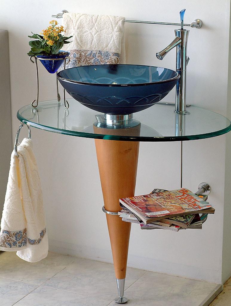 Lavamanos elegantes y modernos flickr for Lavamanos empotrados