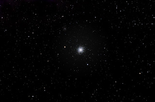 M13 - Great Globular Cluster in Hercules on 9/20/12 | by FlintstoneStargazer
