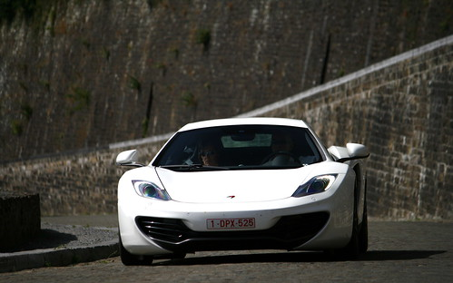 McLaren MP4 12C. | by Tom Daem