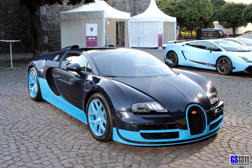 2009 Bugatti Veyron Grand Sport Vitesse The Bugatti