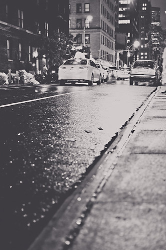 Rainy NYC | by Jaymi M Photography