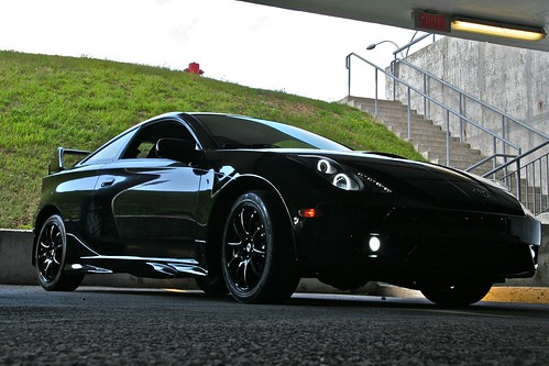 2003 Modified Toyota celica (front) | by Tr3ndline