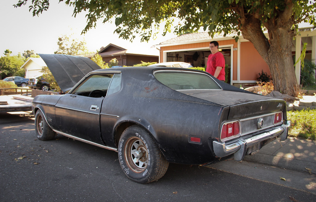 Mustang Coupe Project Car For Sale