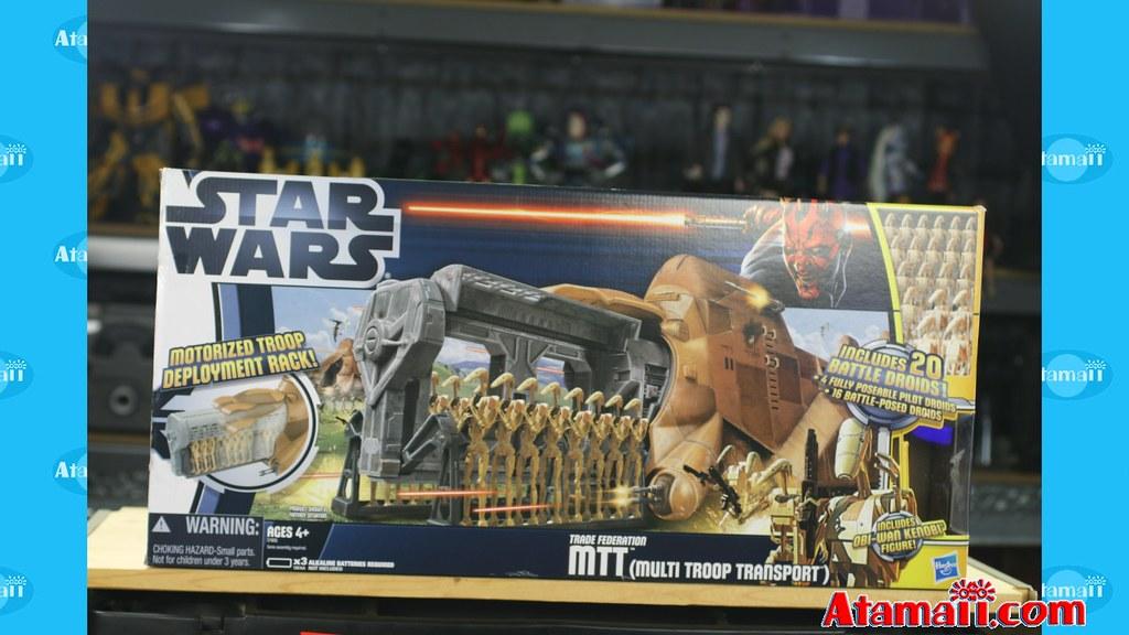 Star wars mtt toy