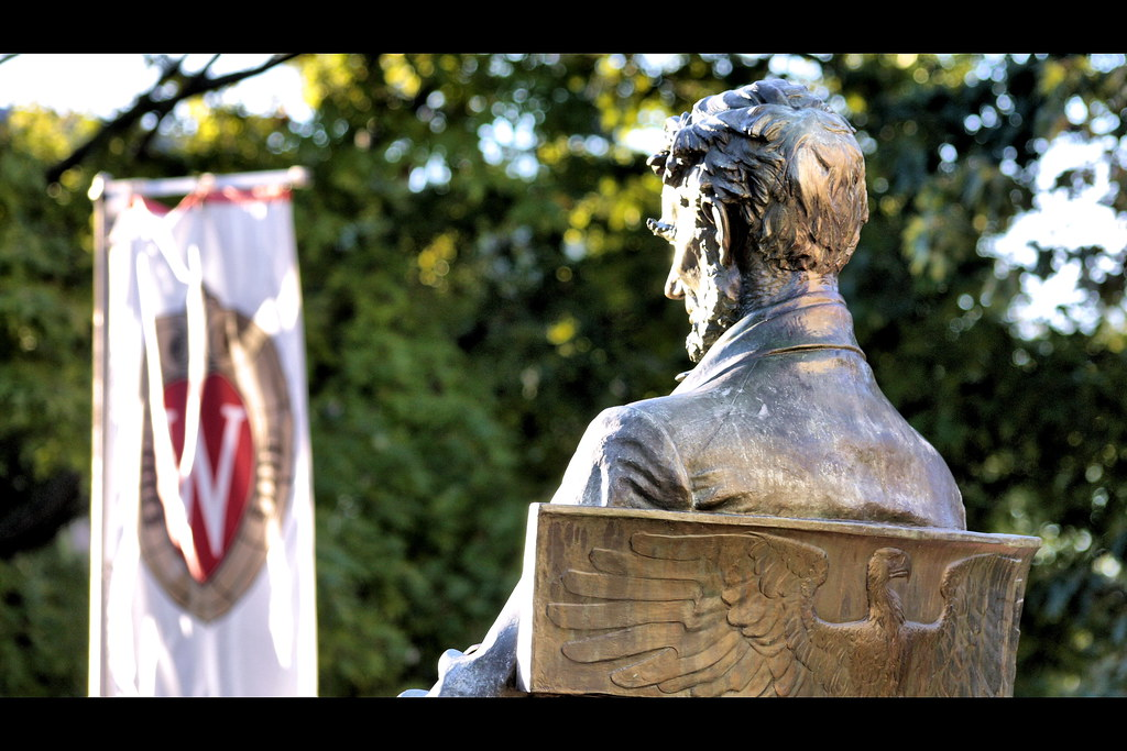 UW Madison Abraham Lincoln