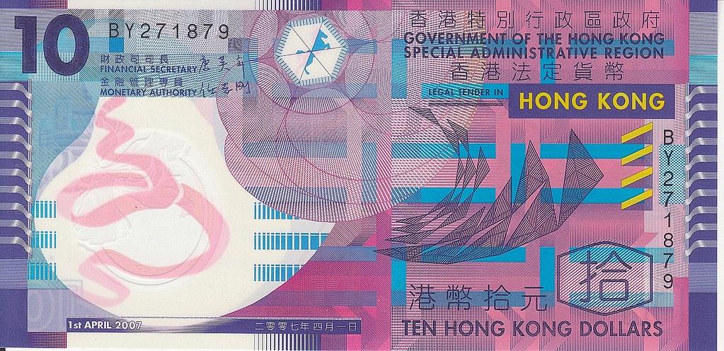 Hkd Währung