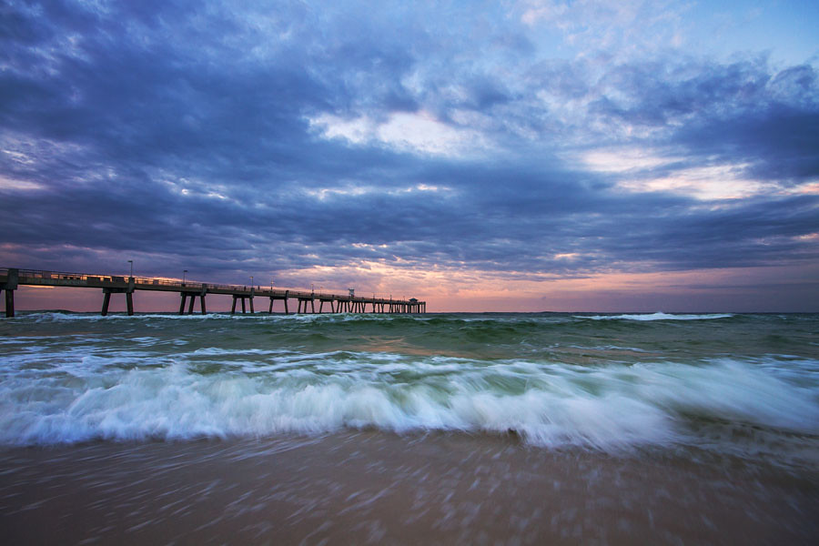 Okaloosa Island Fishing Pier  Ft Walton Beach Florida  Flickr-2541
