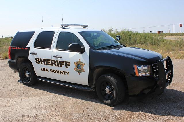 Chevrolet Tahoe Lea County Sheriff Nm Flickr Photo
