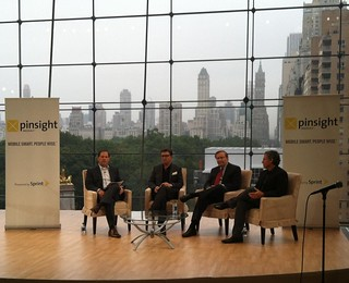 Sprint Panel at the MMA's Smarter Mobile Marketing Event | by Digitas Photos