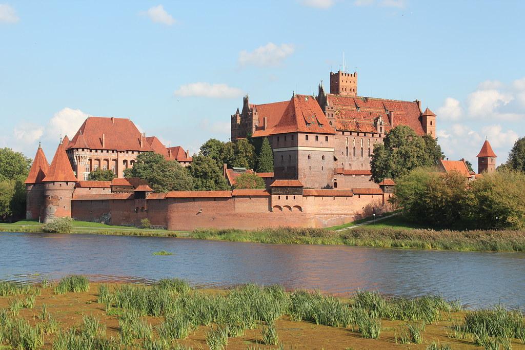 Malbork Castle Malbork Castle The Castle Of The Teutonic