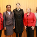 UN Women Executive Director Michelle Bachelet held a joint press conference on the work of the Special Court for Sierra Leone, especially on behalf of women, following the Court's briefing to the Security Council on 9 October 2012