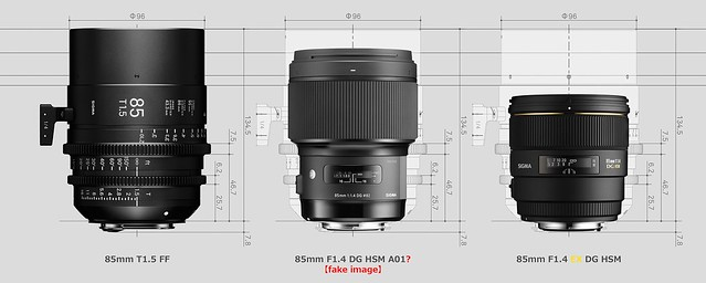 20160907_05_SIGMA CINE LENS Series & 85mm F1.4 DG HSM ART?