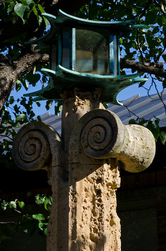 Column -- Cranbrook Kingswood | by ung_peter
