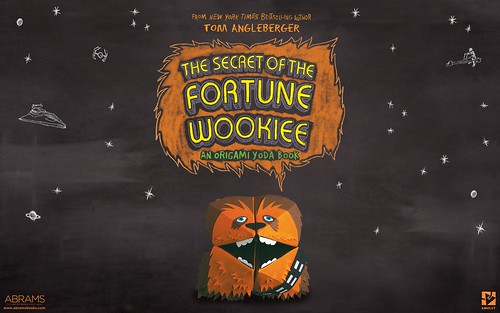 Book report on the secret of the fortune wookiee