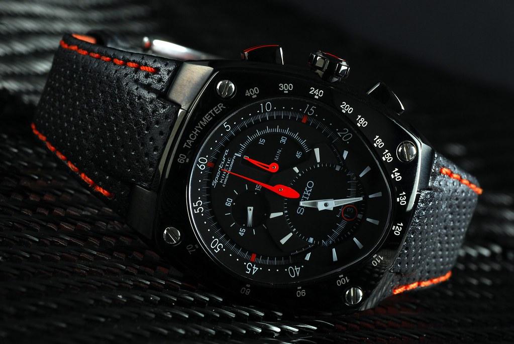 Seiko Часы Seiko SUR015P1. Коллекция Premier