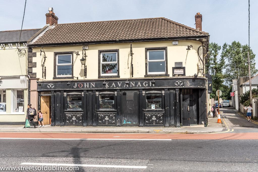 John Kavanagh Pub On Castle Street Bray County Wicklow