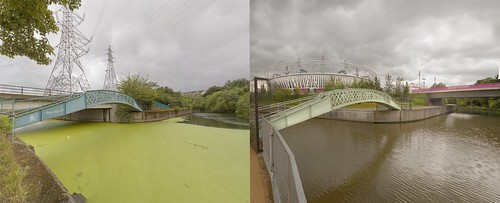 olympic bridge 2005-2012 | by chrisdb1