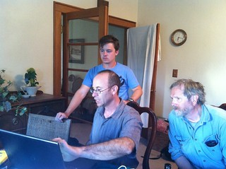 Correcting Compensation Data from SIERRA First Flight Day and Data Analysis, September 3, 2012 | by Surprise Valley UAS