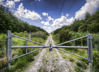 The Utility Easement | by Frank C. Grace (Trig Photography)