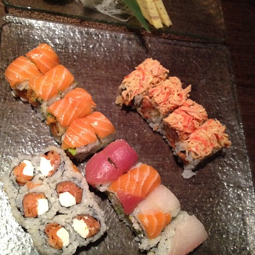 Round 3 of all you can eat sushi | by VJnet