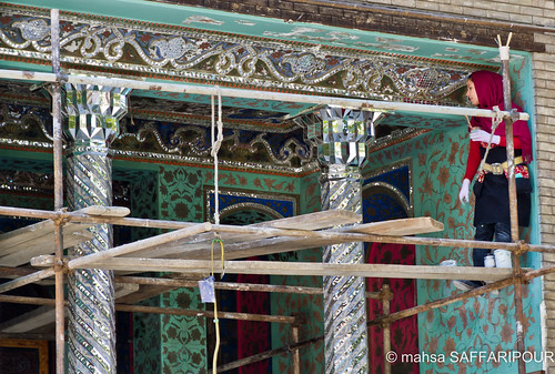 Renovation of Historic Golestan Palace | by mahsa saffaripour
