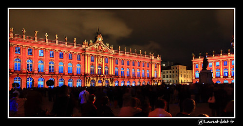 Place Stanislas Nancy | Son et lumières | by LaurentJALET.fr