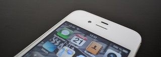 iPhone 4S weiss white IOS 6 - CC BY | by marco_1186