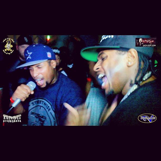 My brother Lil Eazy-E @ewrightjr n me/E3 @babyeazye on sta ...