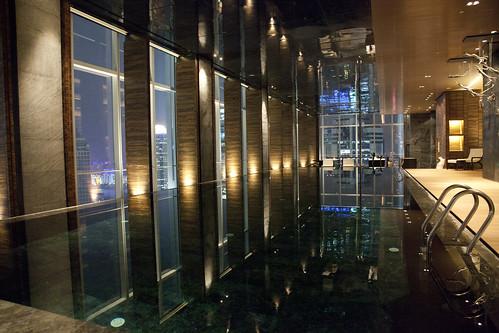 Four seasons pudong four seasons pudong shanghai china - Shanghai infinity pool ...