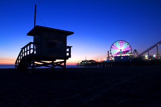 Santa Monica Beach | by Blue Blue and Blue
