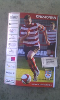 Kingstonian v East Thurrock United | by surprise truck