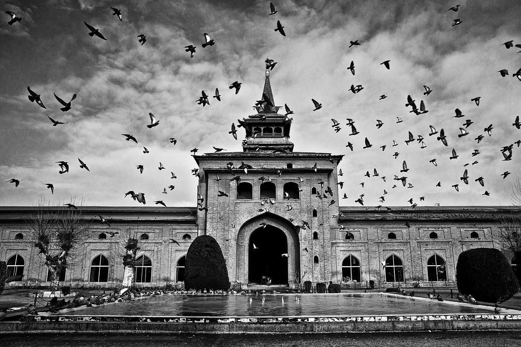 Jamia Masjid Srinagar