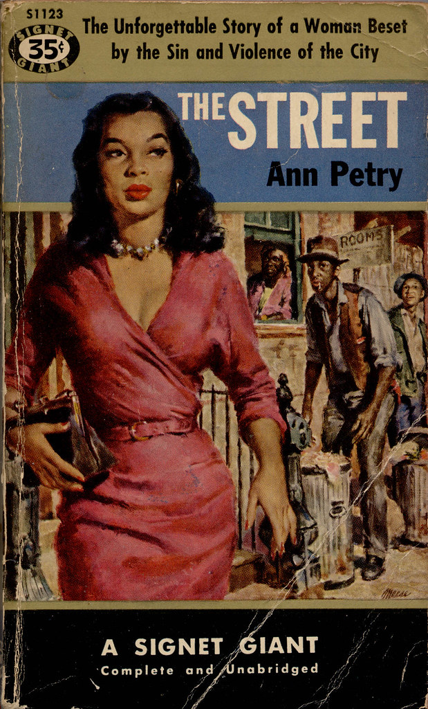 The street by ann petry essay