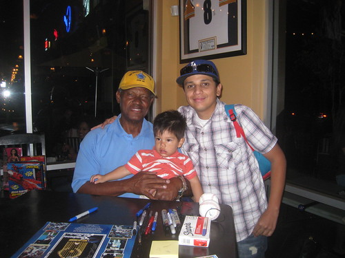 Manny Mota | by rbaly79