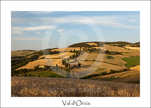 Val d'Orcia (15705) | by Danilo Antonini (Pescarese)