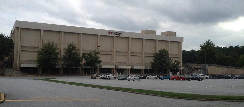 Richsmacys South Dekalb Mall Decatur Ga Mike Kalasnik Flickr