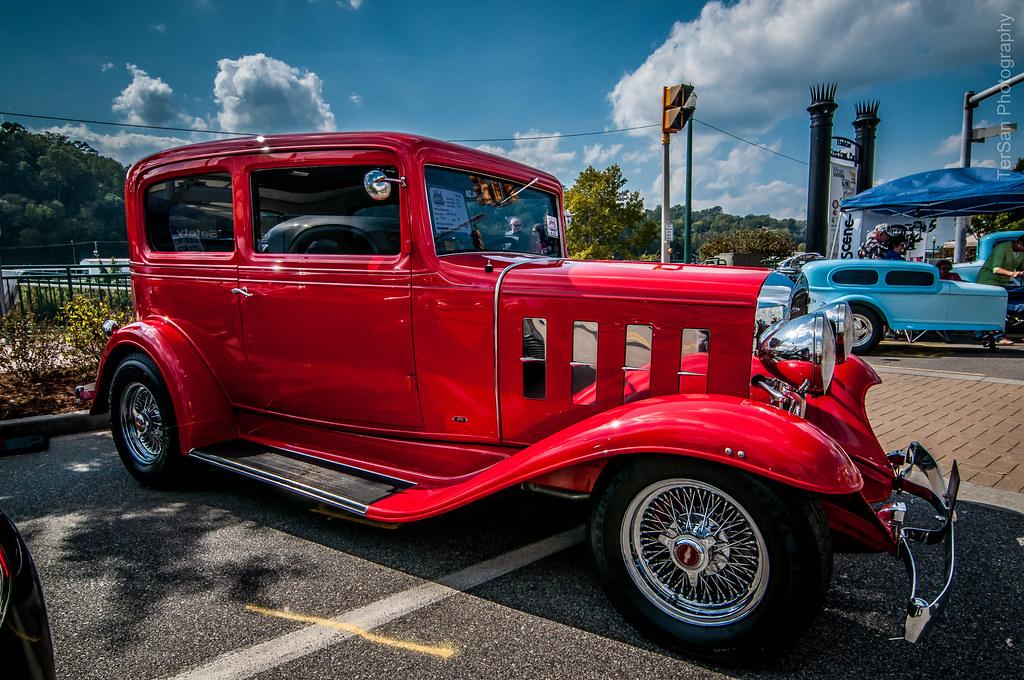 Doo Wop Car Show Charleston Wv