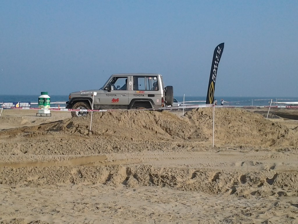 Jeep E Motor Village Rimini Insieme Al 2 Sand Adventure Flickr