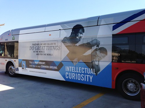 Common Ground Metro Bus - Intellectual Curiosity | by Marymount University