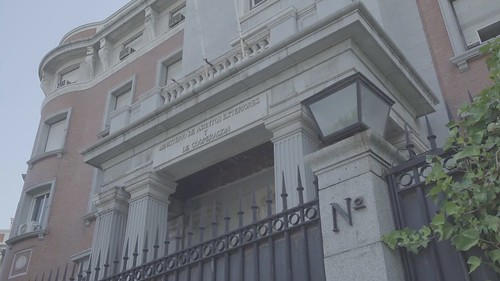 2016-07-21 Edificio que albergará la futura sede del Ministerio